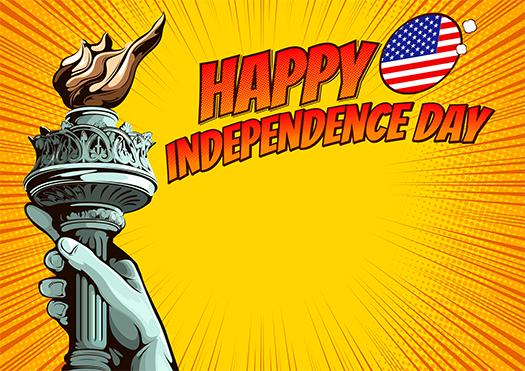 happy independence day - kirkchai benjarusameeros - Shutterstock
